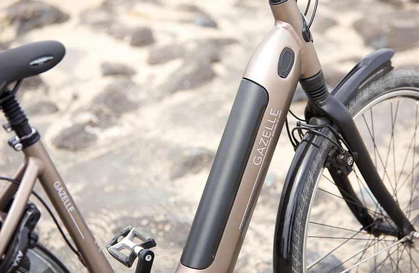 Gazelle Grenoble elektrische fiets