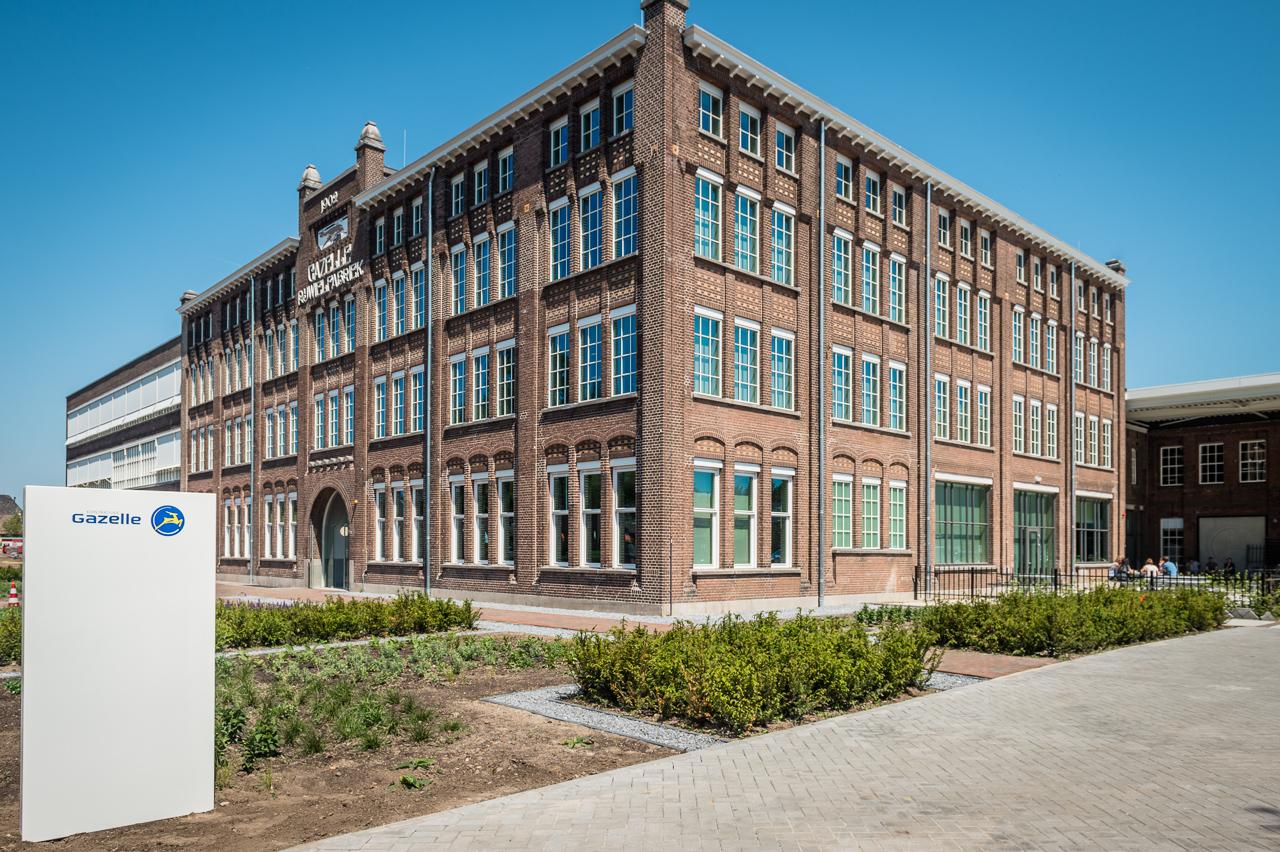 Maatschappelijk Verantwoord Ondernemen Gazelle.nl Kantoor zonne-energie