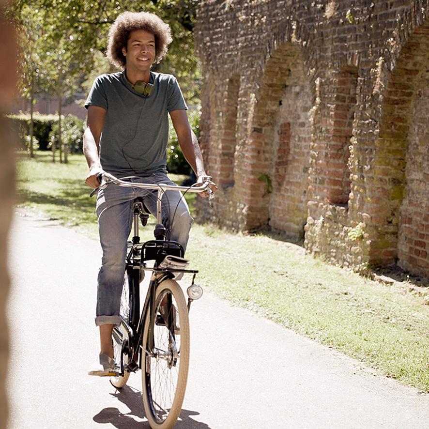 Om lekker te fietsen is het belangrijk dat je lekker zit op jouw fiets.