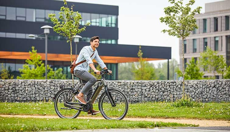 Gazelle Ultimate elektrische fiets