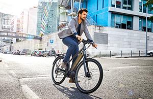 Elektrische sportieve fietsen van Gazelle