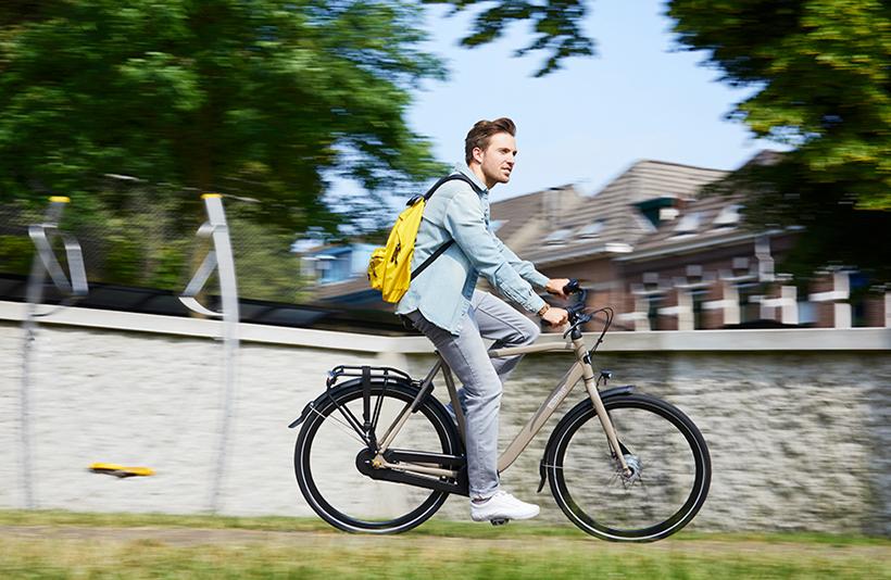 Comfortabele fietsen van Gazelle