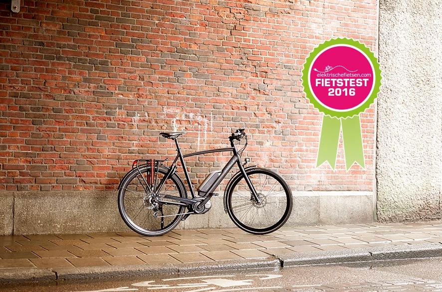 Drie van onze fietsen zijn winnaar geworden in de Elektrischefietsen.com Fietstest 2015!