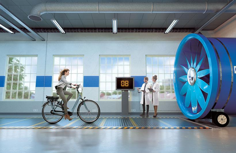 Gazelle E-bike Testdagen