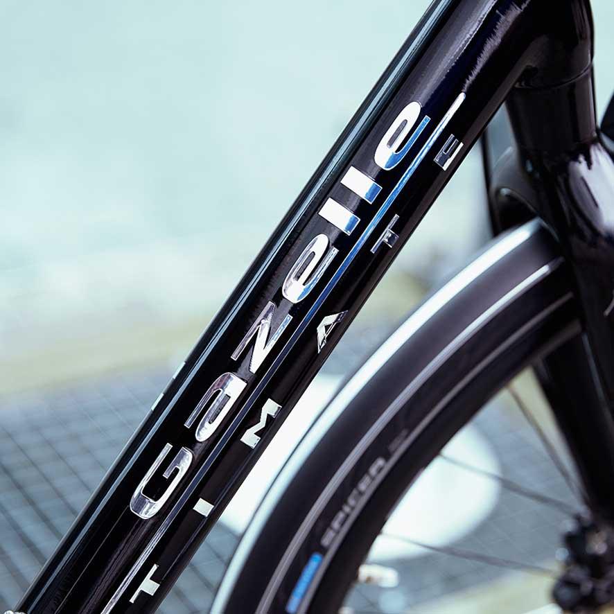 Kiezen voor Gazelle, is kiezen voor zekerheid van kwaliteit. Wij gebruiken hoogwaardige materialen en monteren onze fietsen met uiterste zorg.