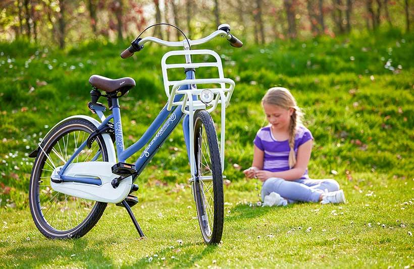 Die Fahrräder sind in verschiedenen hippen Stylings erhältlich, da ist auf jeden Fall auch das passende Rad für Ihr Kind dabei.