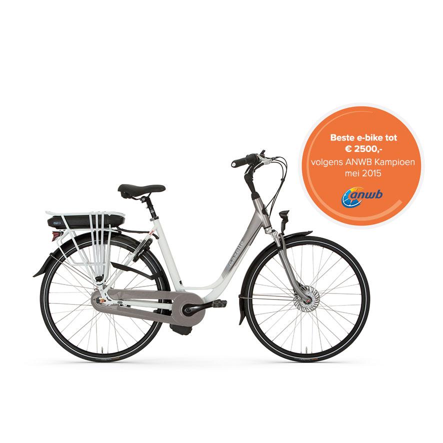 De testers van de ANWB E-bike test geven aan dat de Orange C7 HM een prettige en krachtige ondersteuning geeft en bij uitstek geschikt is voor heuvelachtig terrein.