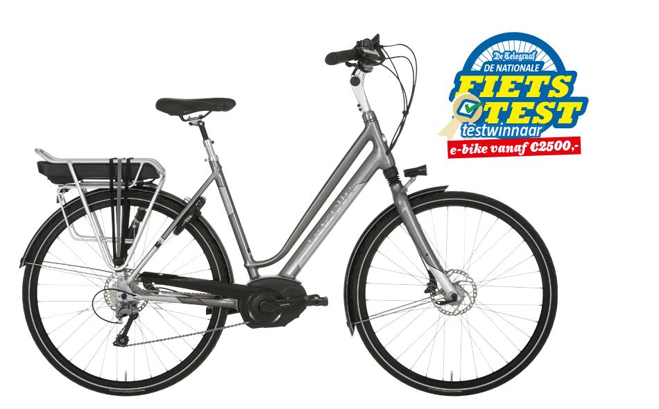 De Gazelle Ultimate T2i HM is een fiets met uitstekende rijeigenschappen, laag gewicht, goede afmontage en zeer hoge waardering.