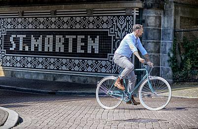 Lifestyle fietsen van Gazelle