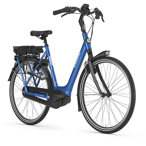 Bosch e-bike Orange