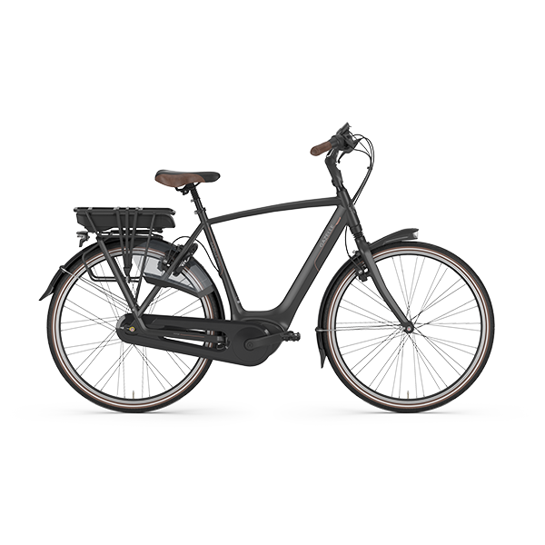 Zakelijk lease ebike orange c8 hmb