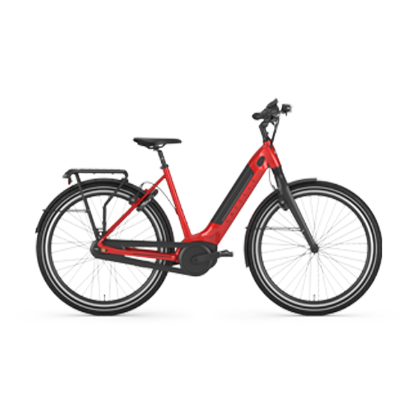 Gazelle zakelijk lease e-bike Ultimate C8+ HMB