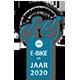 E-Bike van het jaar 2020